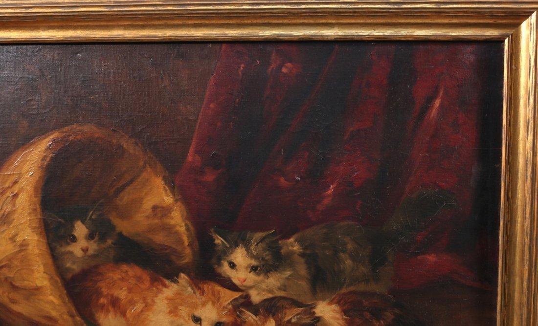 ALFRED ARTHUR BRUNEL DE NEUVILLE (Fr., 1852-1941) - 3