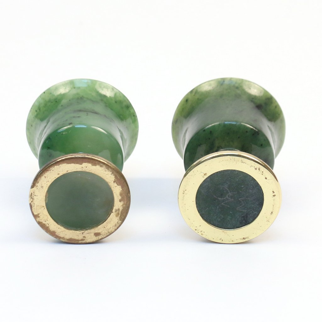 (8pc) MISC. SPINACH JADE - 4