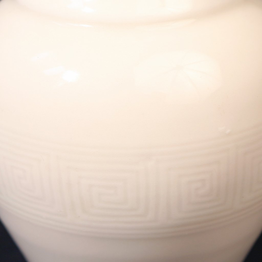 CHINESE DEHUA PORCELAIN BALUSTER VASE - 5