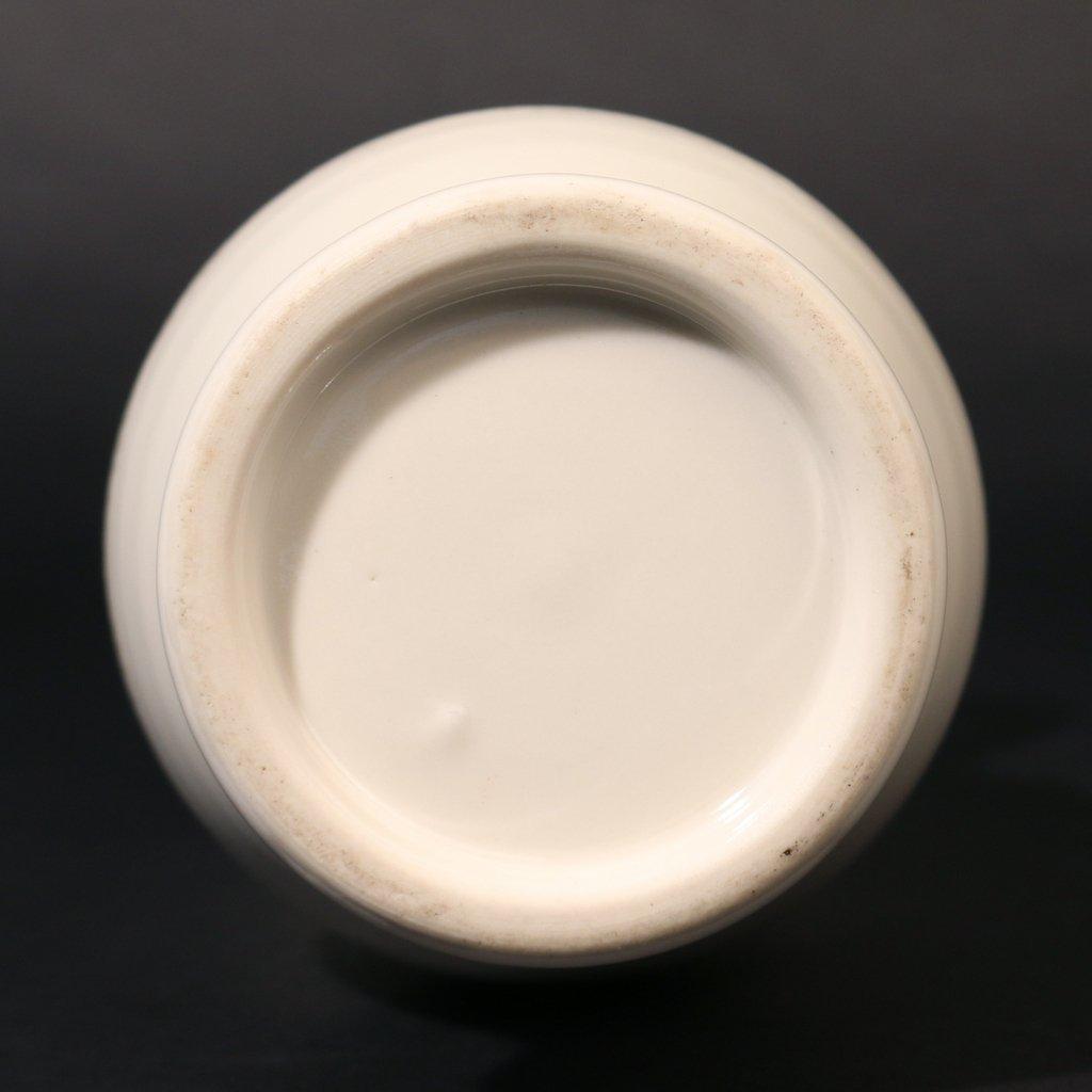 CHINESE DEHUA PORCELAIN BALUSTER VASE - 6