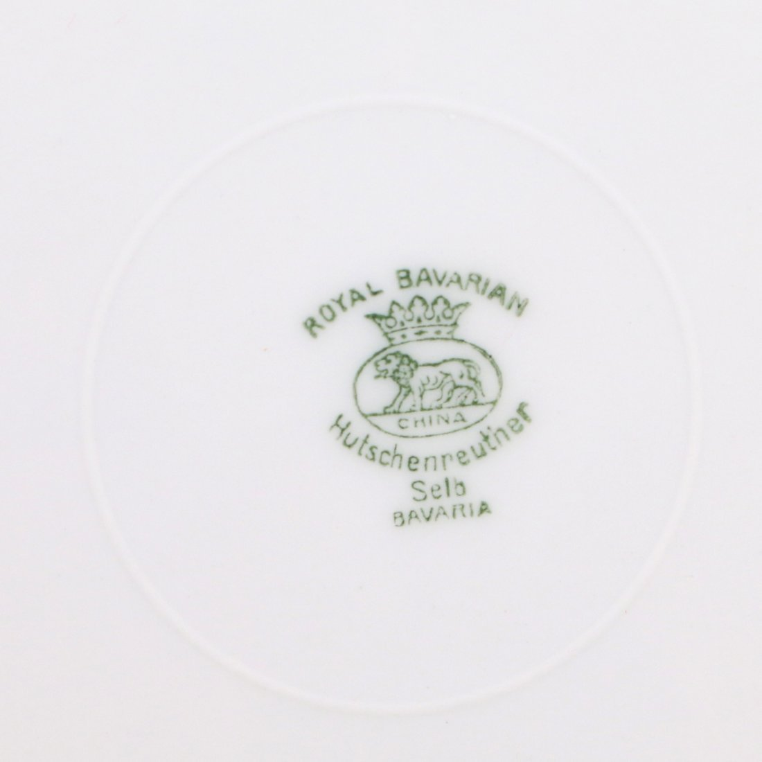 (12pc) ROYAL BAVARIAN SERVICE PLATES - 5