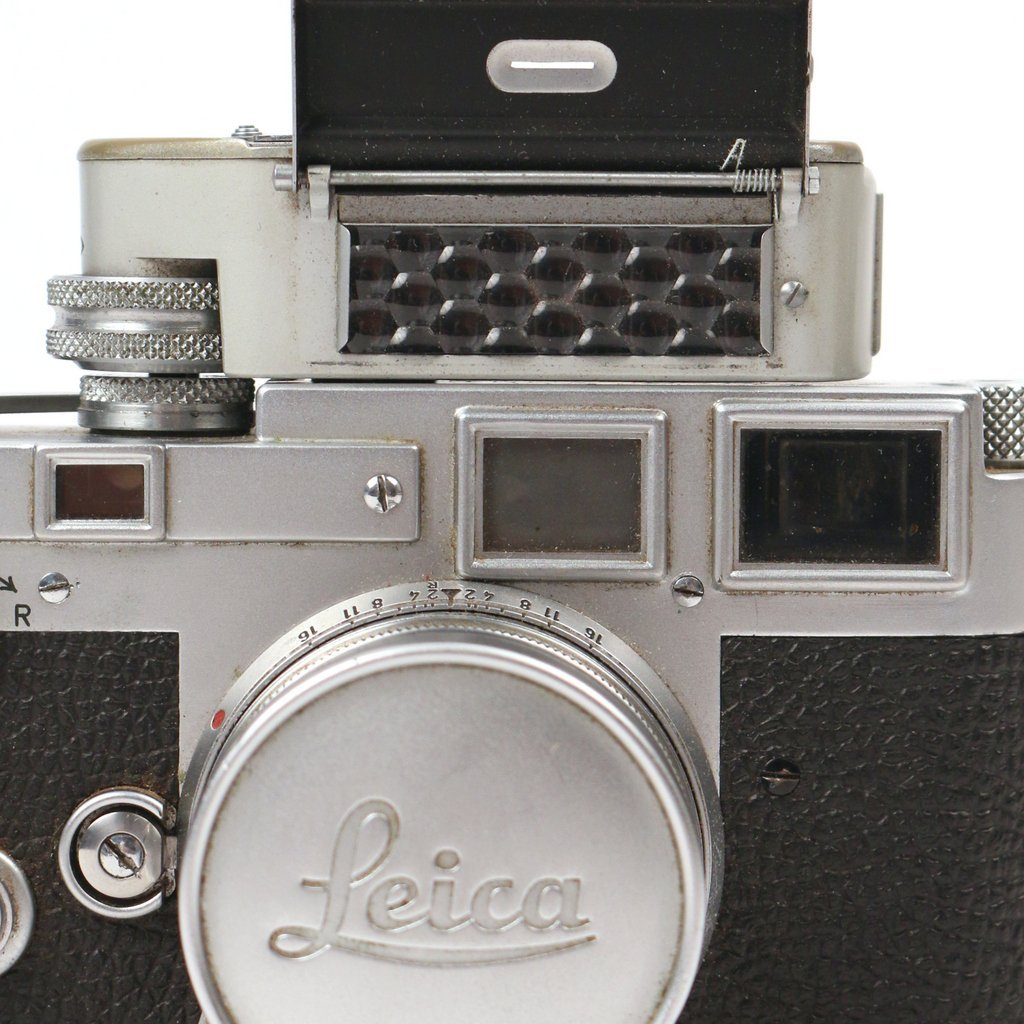 LEICA DBP M3 RANGEFINDER CAMERA - 2