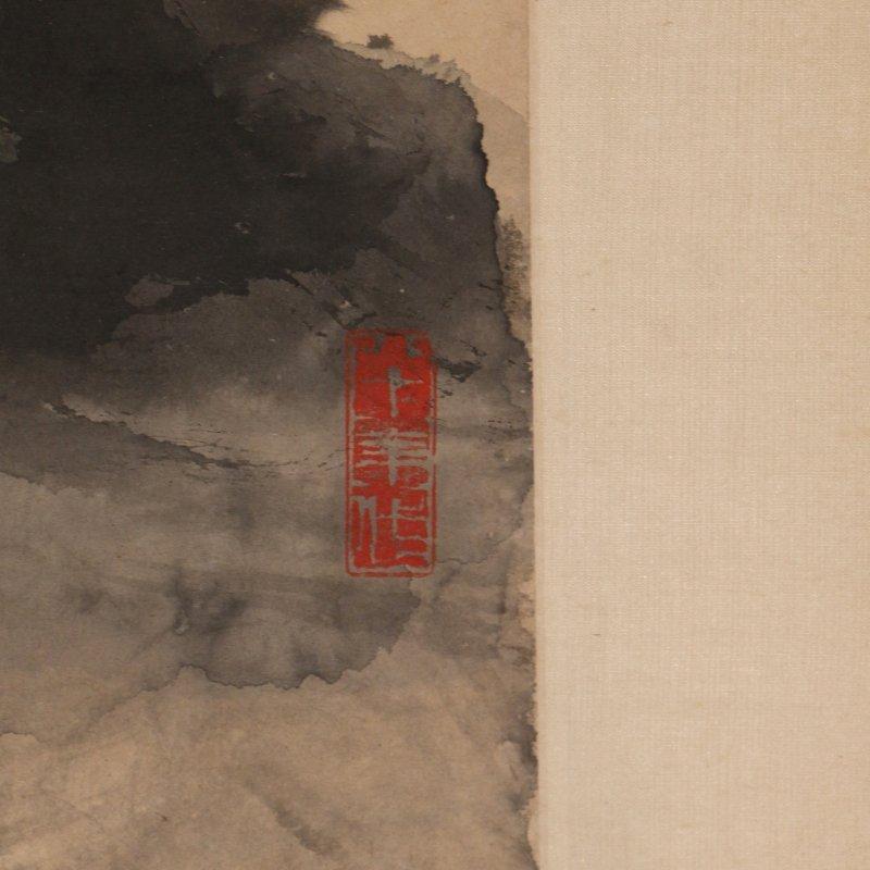 (2pc) HU XUWEN (Chinese, 1960-) HANGING SCROLLS - 5