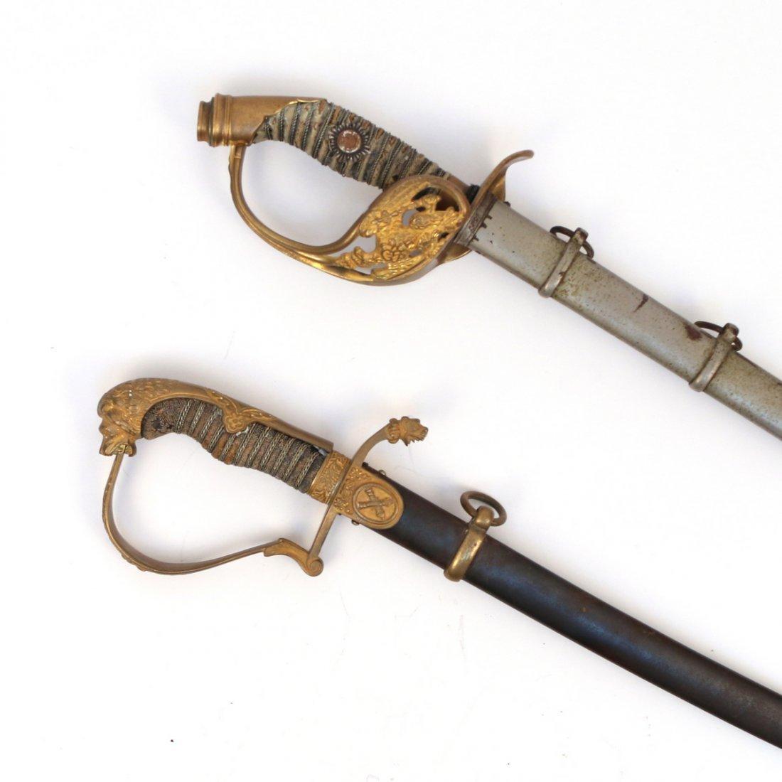 (4pc) DRESS SWORDS - 3