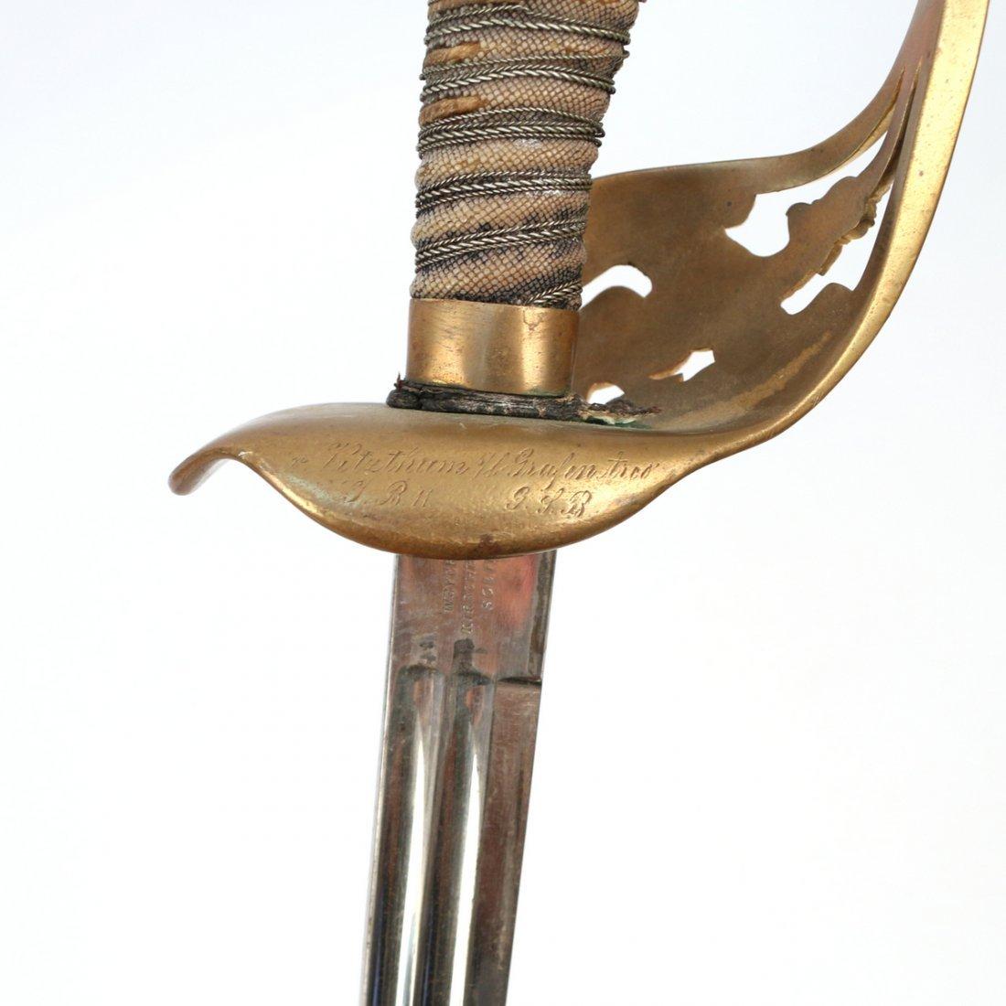 (4pc) DRESS SWORDS - 8