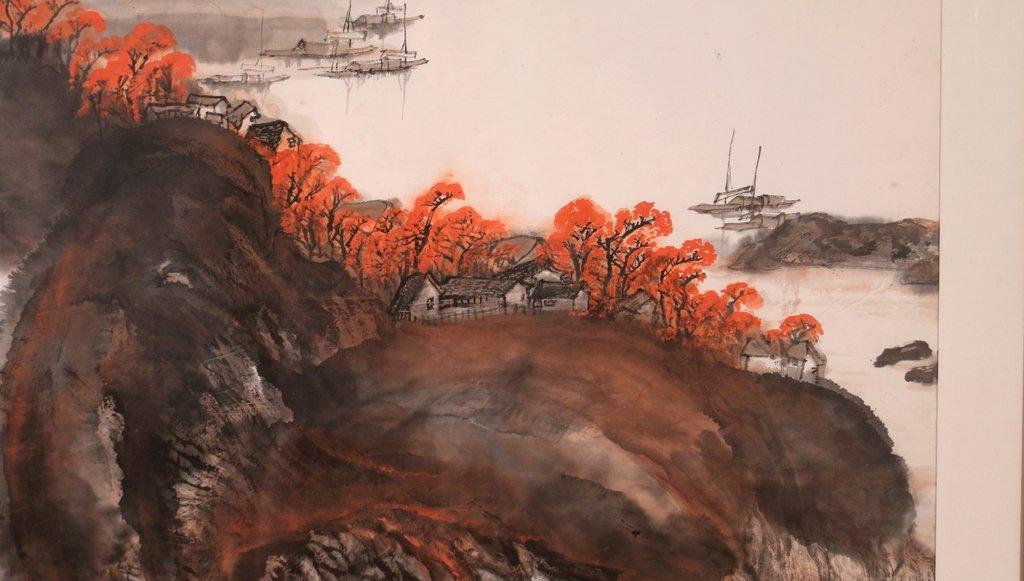 HU XUWEN (Chinese, 1960-) - 8