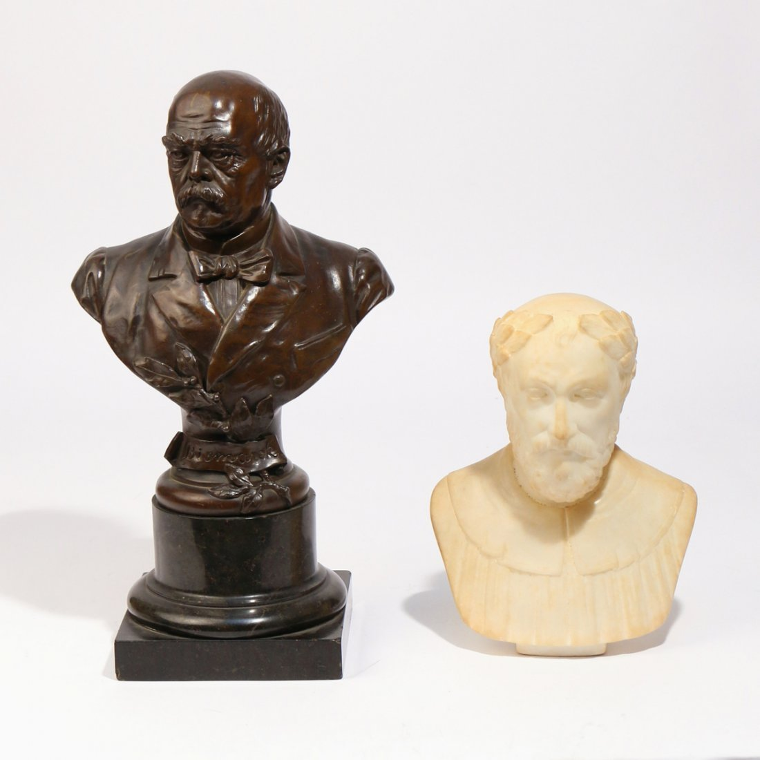 (2pc) MISC. BUSTS
