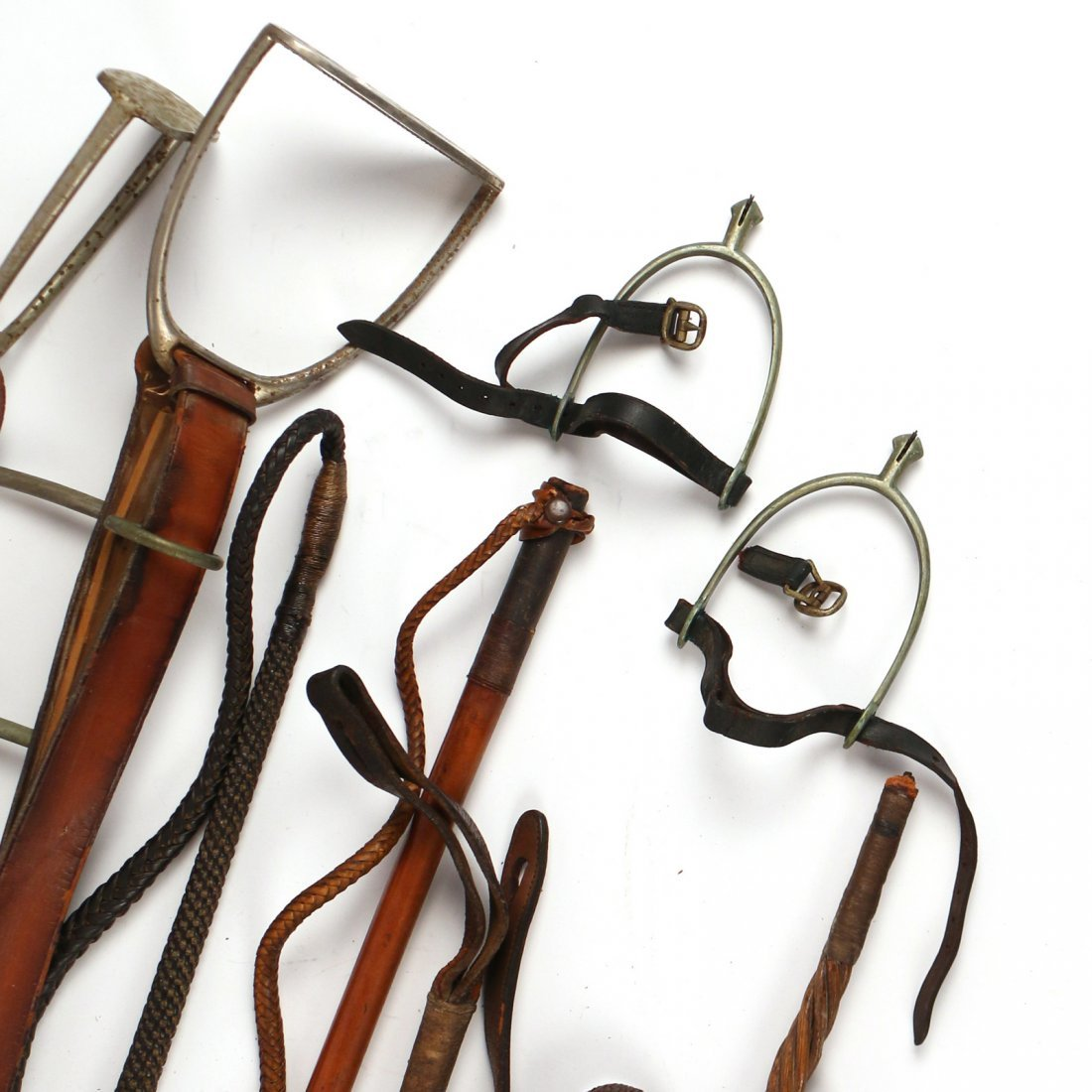 (18pc) EQUESTRIAN AND OTHER ITEMS - 5