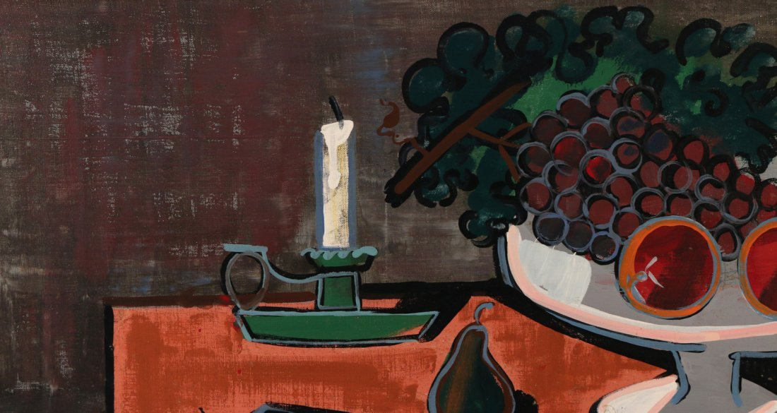 LINO LINOSSIER (French, 20th Century) - 2