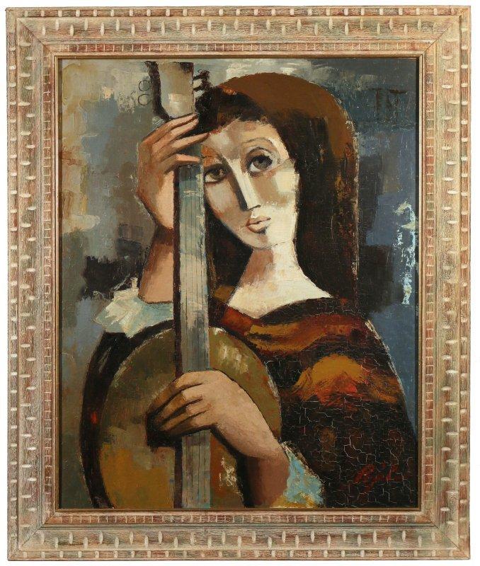 FRANCISCO PUJOL (Spanish, 1927-)