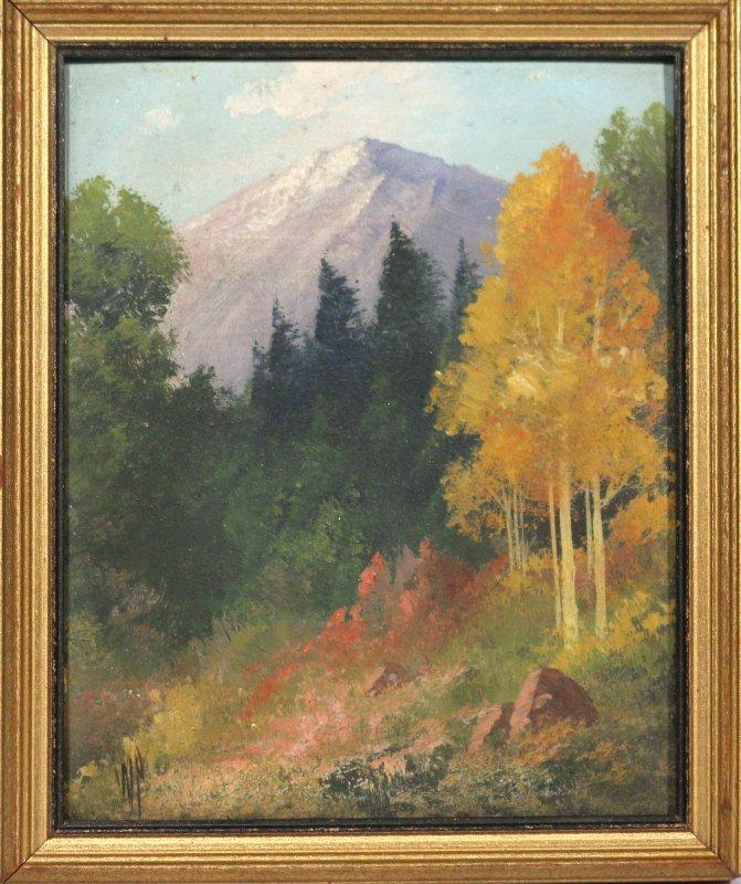 (2pc) WILLARD J. PAGE (American, 1885-1958) - 3