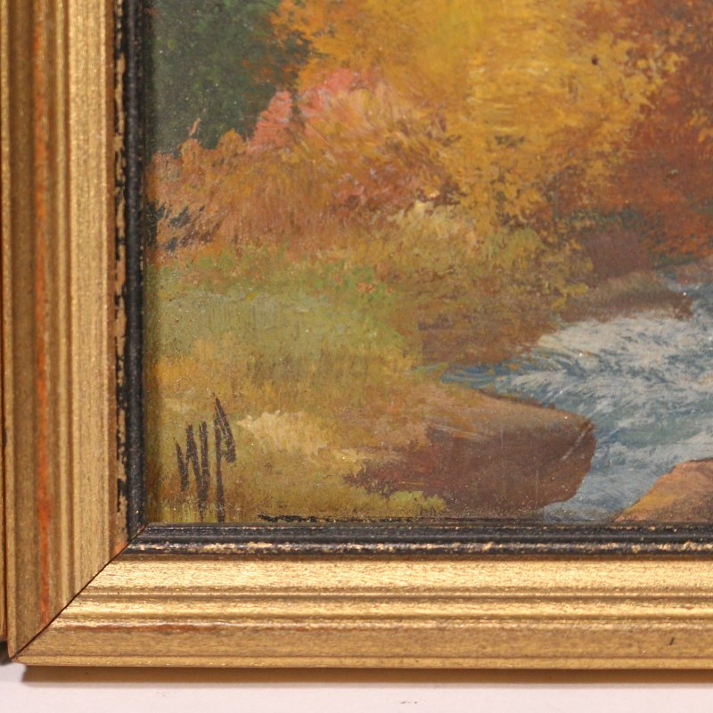 (2pc) WILLARD J. PAGE (American, 1885-1958) - 6