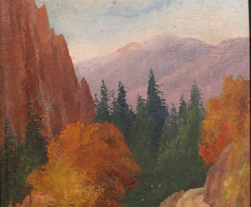 (2pc) WILLARD J. PAGE (American, 1885-1958) - 7