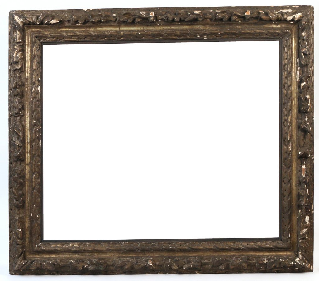 (3pc) FINE CARVED FRAMES - 2