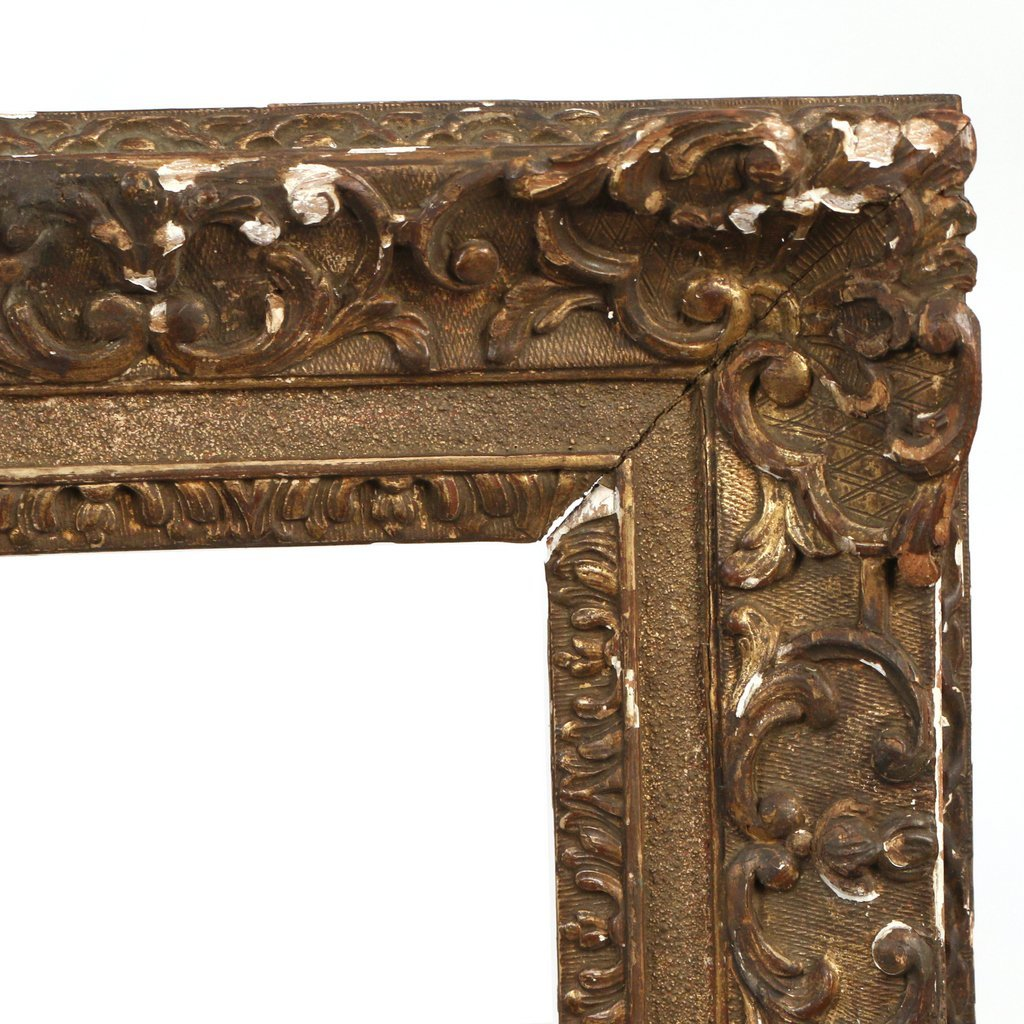 (3pc) FINE CARVED FRAMES - 5