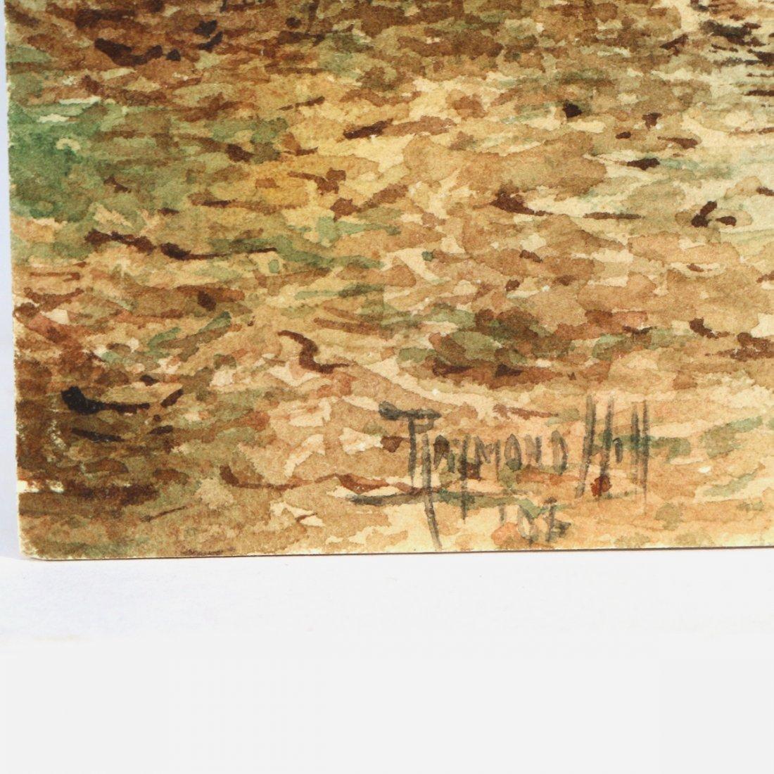 (3pc) E. BUCKLER SEPIA TONED LANDSCAPES - 6