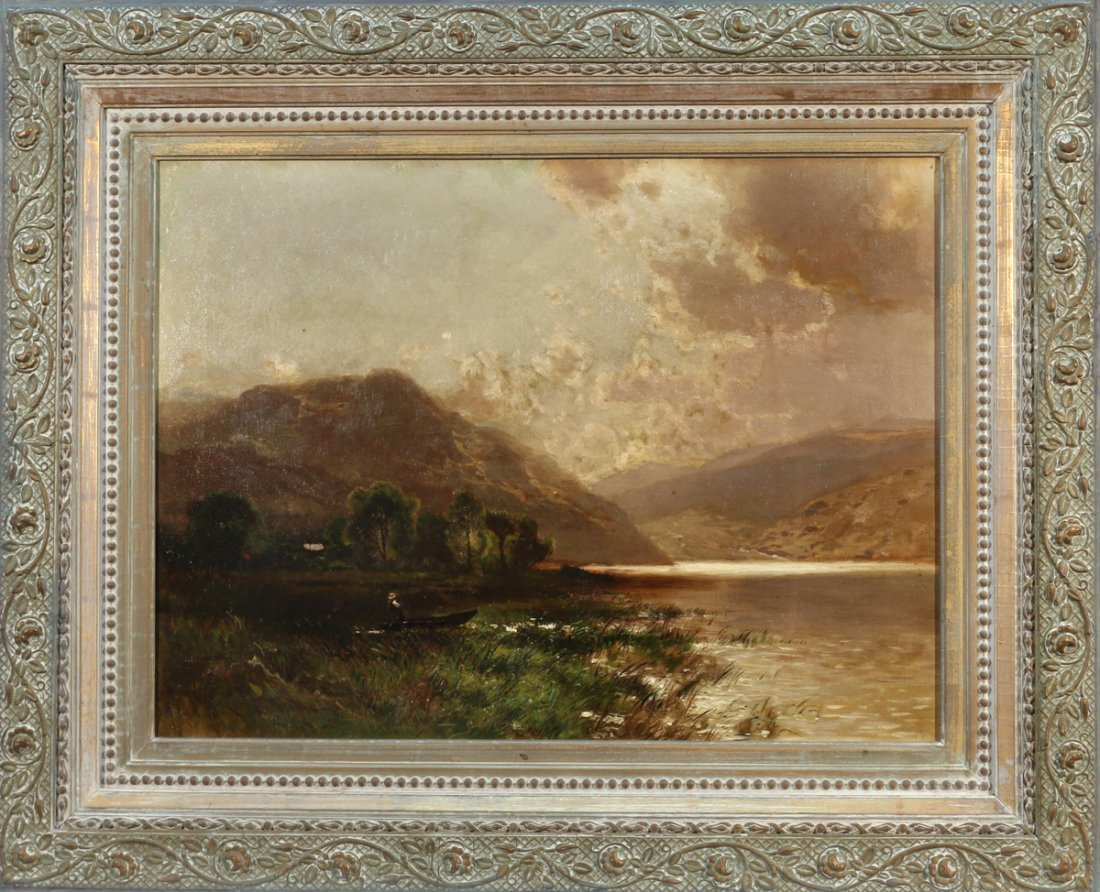 19th C. ENGLISH SCHOOL PAINTING