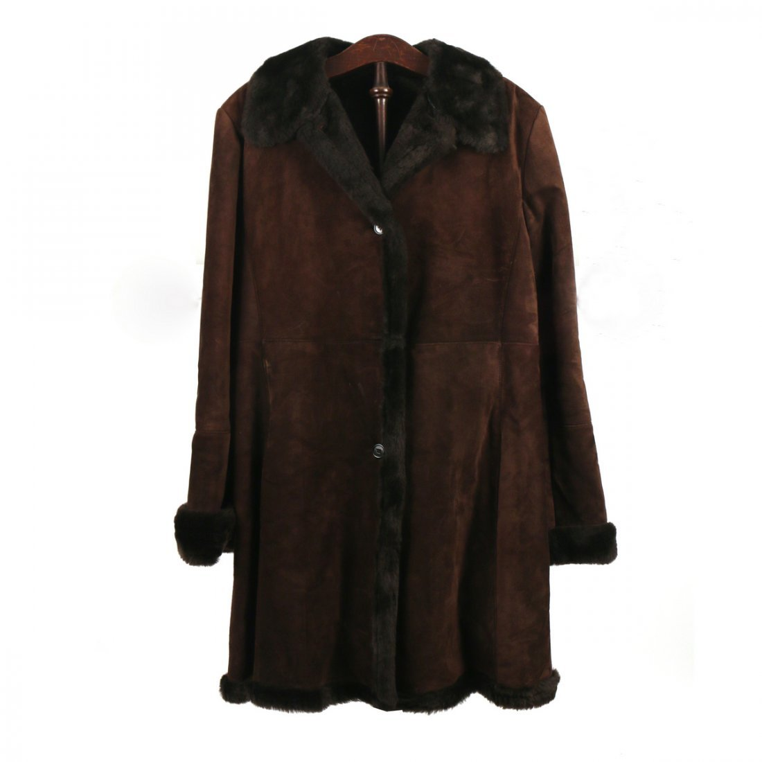 (4pc) LADY'S FUR & OTHER COATS - 4
