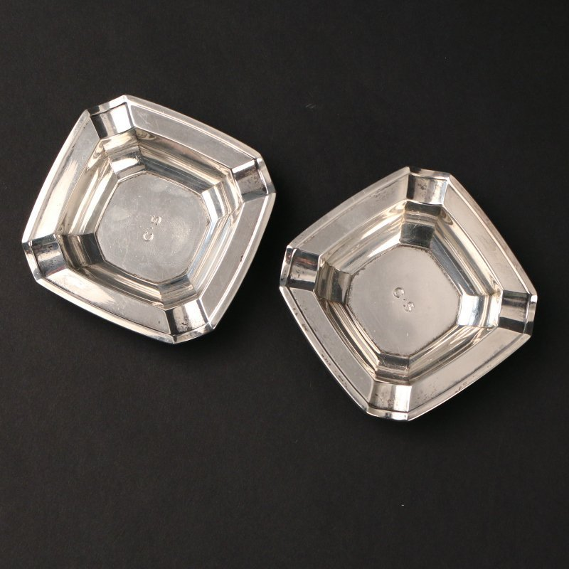(11pc) MISC. STERLING SILVER & SILVER-PLATE - 2