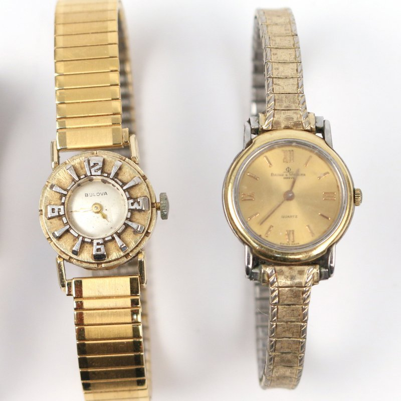 (4pc) LADY'S WRISTWATCHES - 2