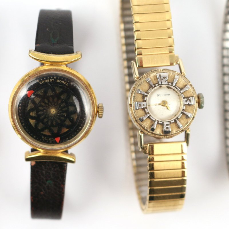 (4pc) LADY'S WRISTWATCHES - 3