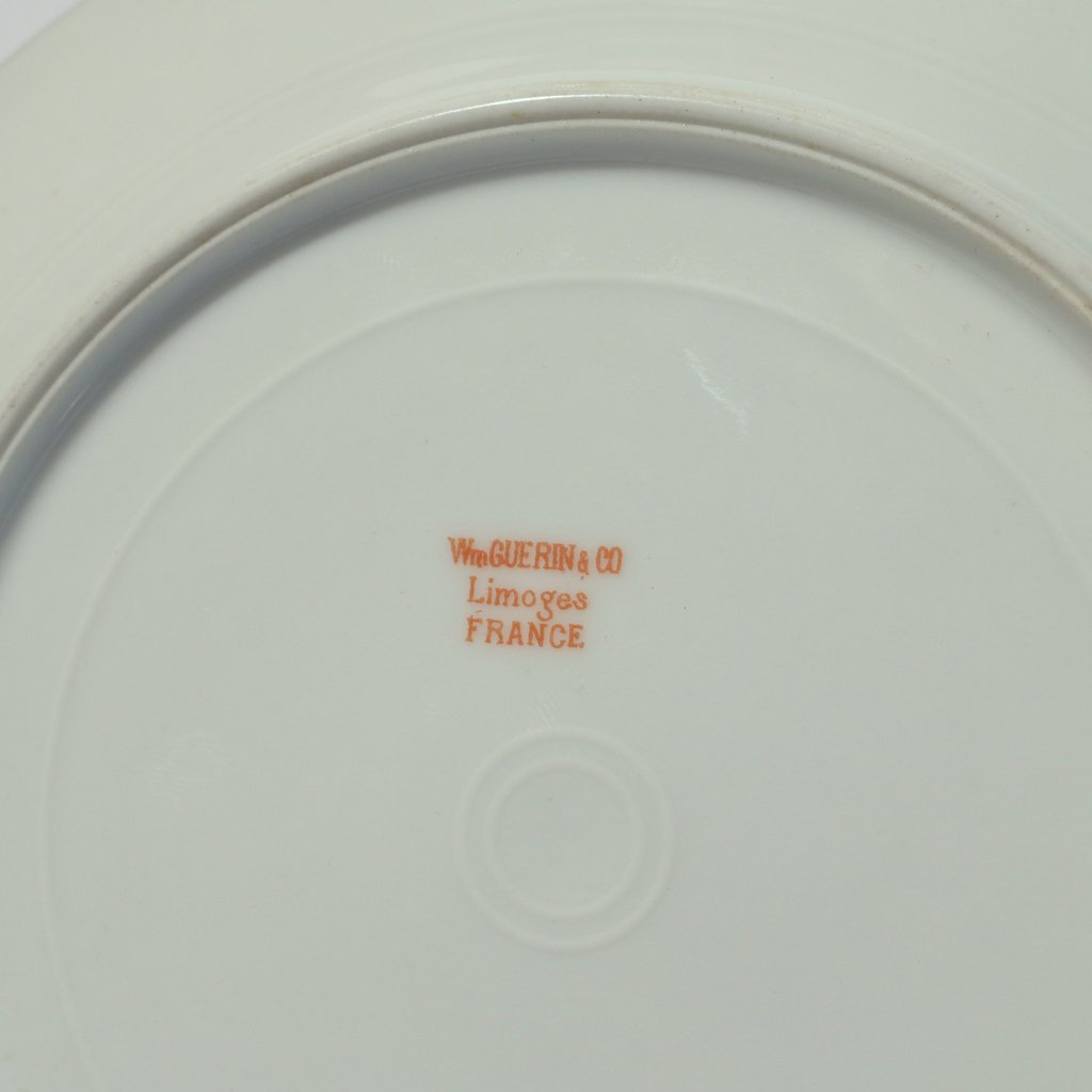(53pc) VARIOUS GILT LIMOGES PLATES - 2