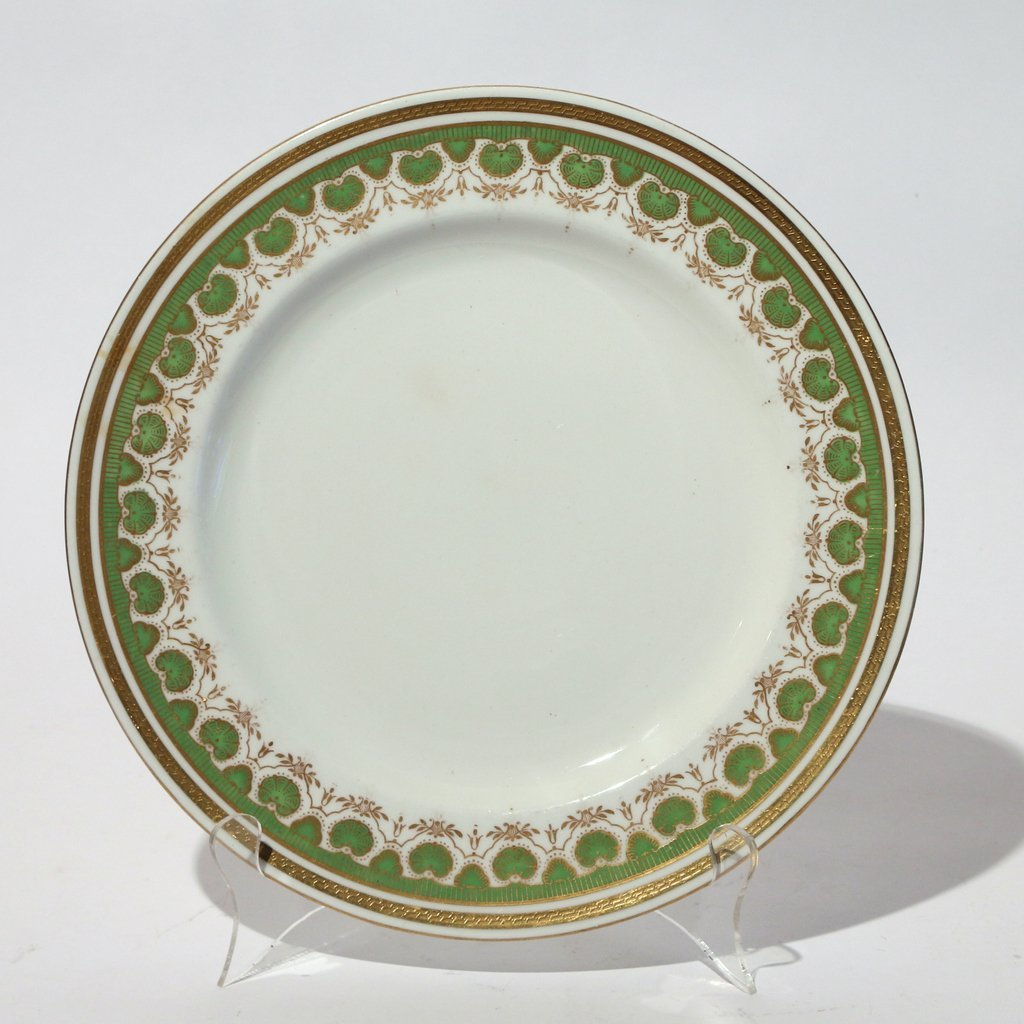(63pc) LIMOGES AND OTHER VARIOUS PLATES - 4
