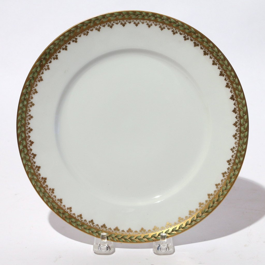 (63pc) LIMOGES AND OTHER VARIOUS PLATES - 6