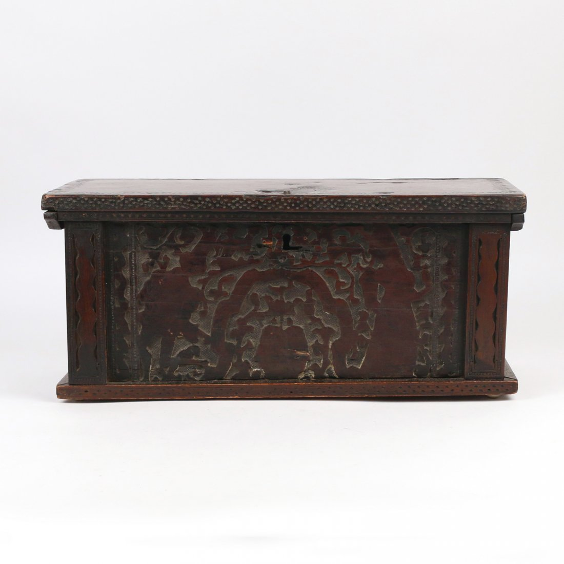 EARLY CHERRY DOCUMENT BOX - 2