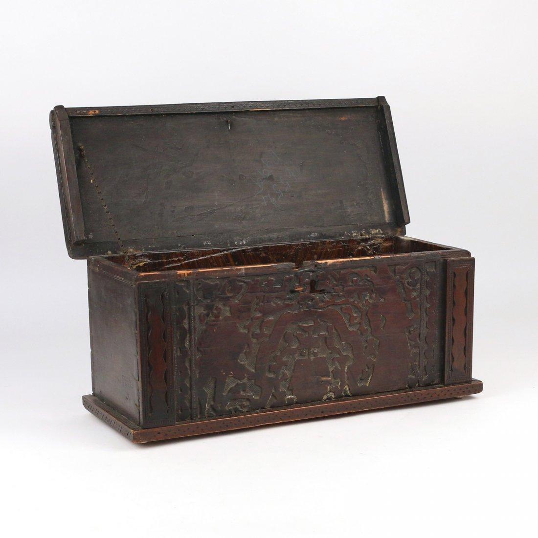 EARLY CHERRY DOCUMENT BOX - 3