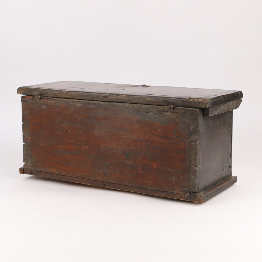 EARLY CHERRY DOCUMENT BOX - 4