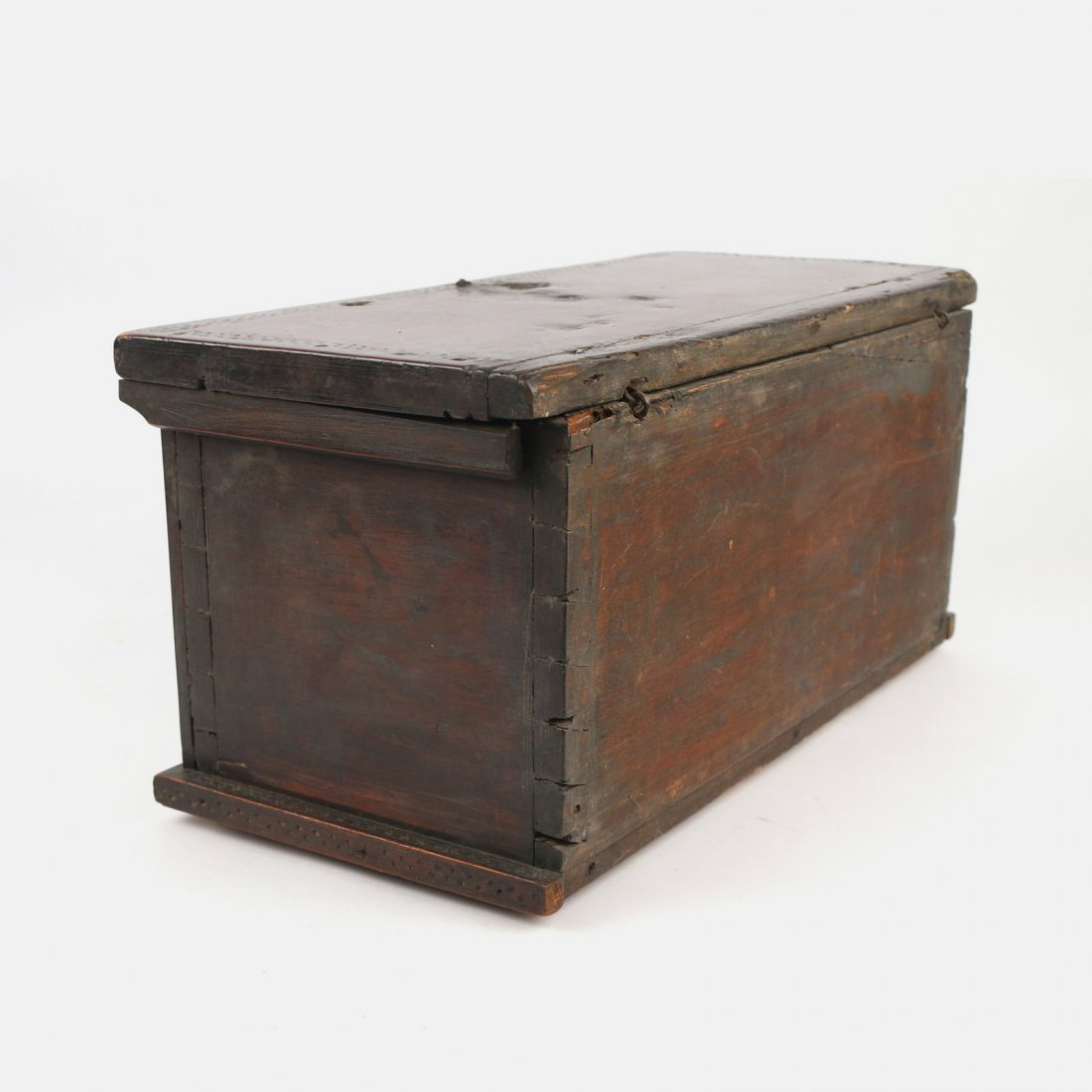 EARLY CHERRY DOCUMENT BOX - 5
