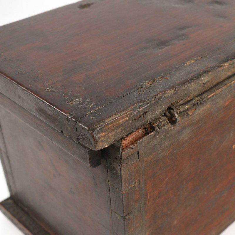 EARLY CHERRY DOCUMENT BOX - 6