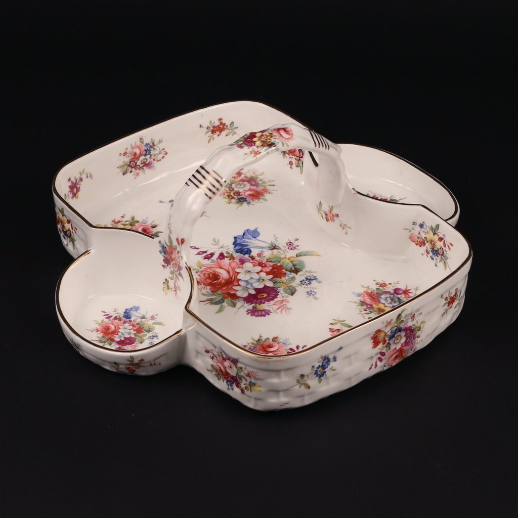(5pc) HAMMERSLEY TEA TRAY - 5