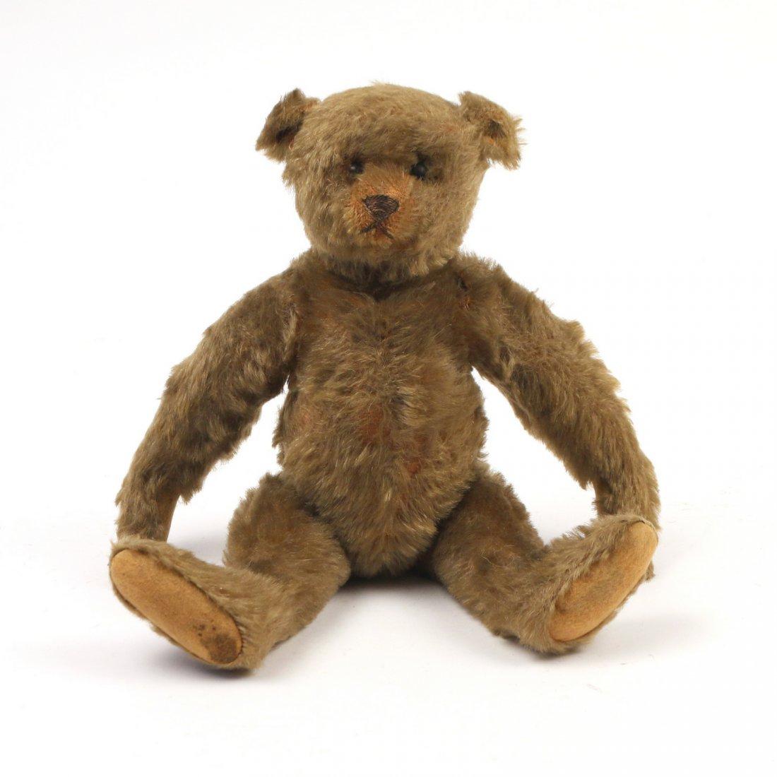 EARLY 20th C. STEIFF TEDDY BEAR