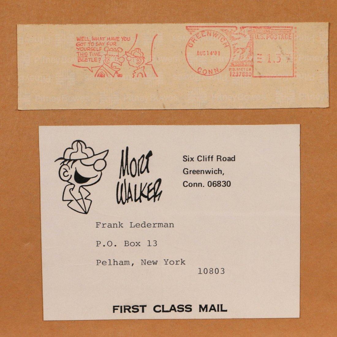 MORT WALKER (American, b. 1923) - 4