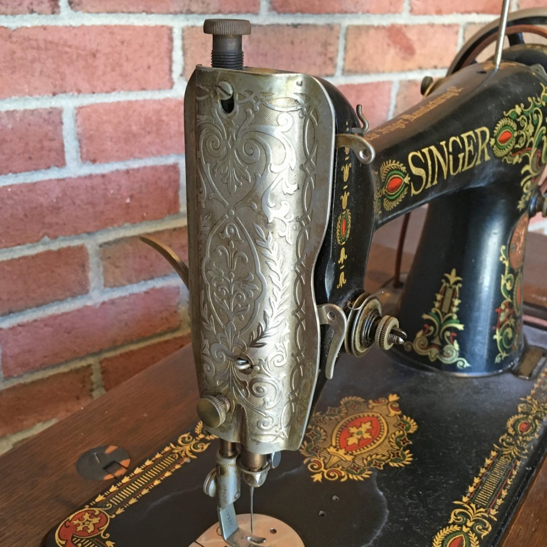 SINGER SEWING MACHINE TABLE - 3