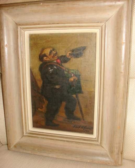 13: FRANKD DI GIOIA (ITALIAN/AMER. B. 1900---) O/B, O