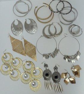 Jewelry Lot Earrings