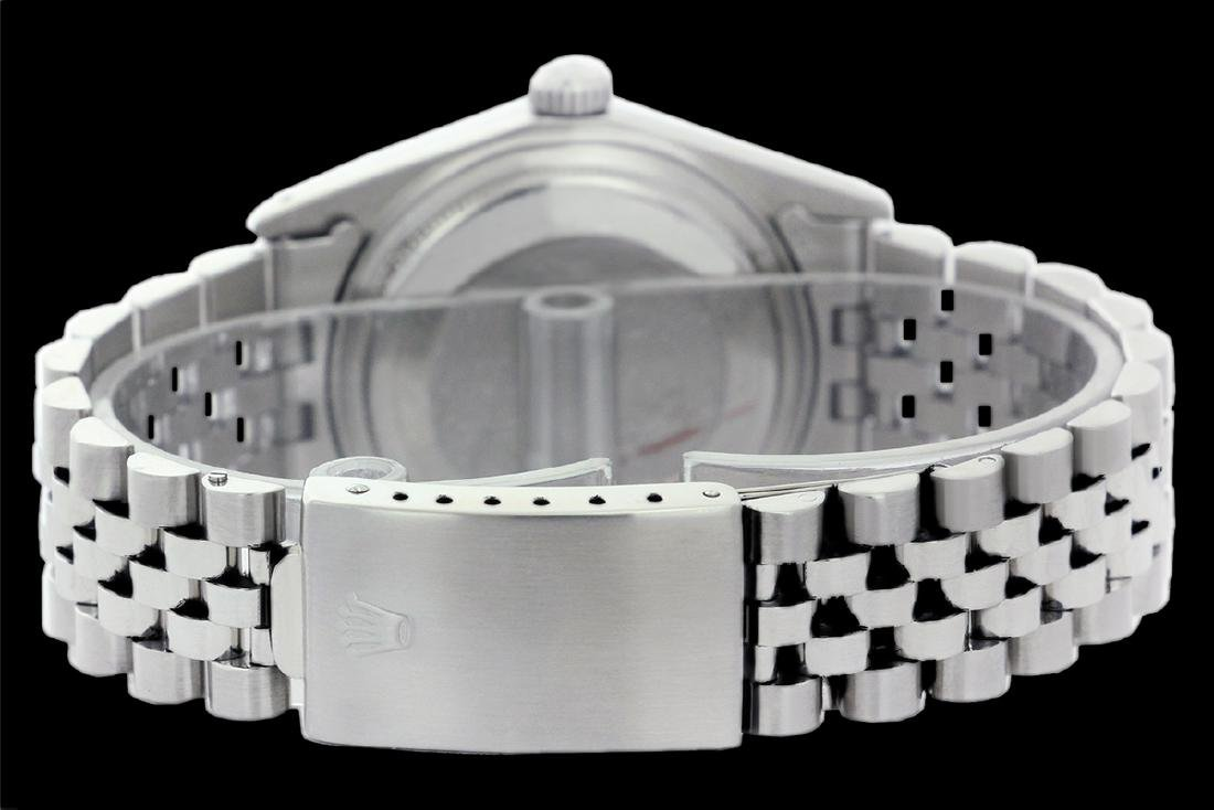 Rolex Ladies Stainless Steel, Index Bar Dial with - 3