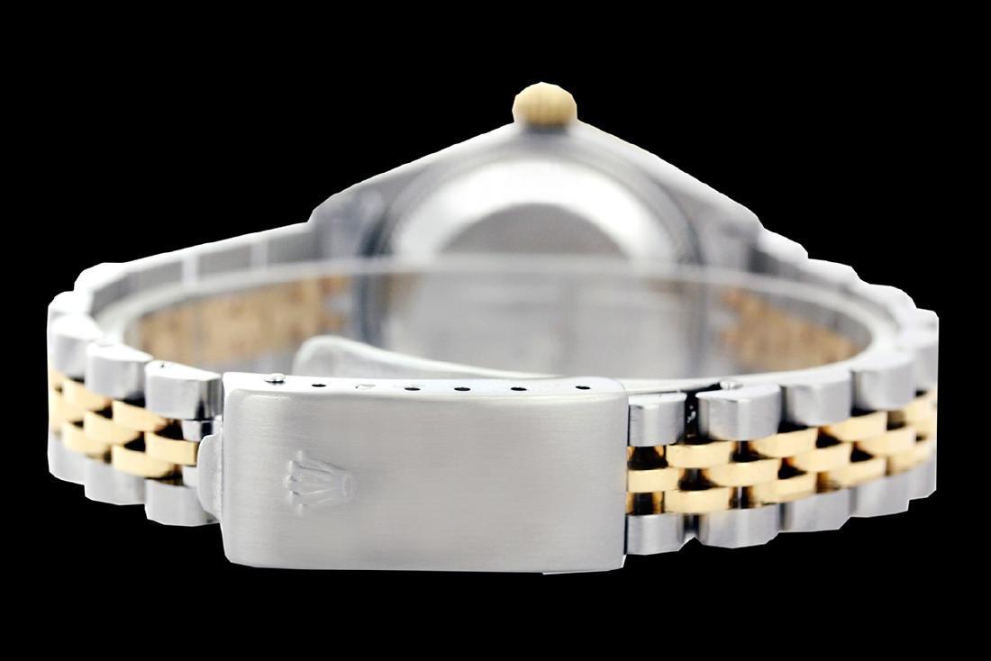 Rolex Men's Two Tone 14K Gold/SS, QuickSet, Diam/Ruby - 3