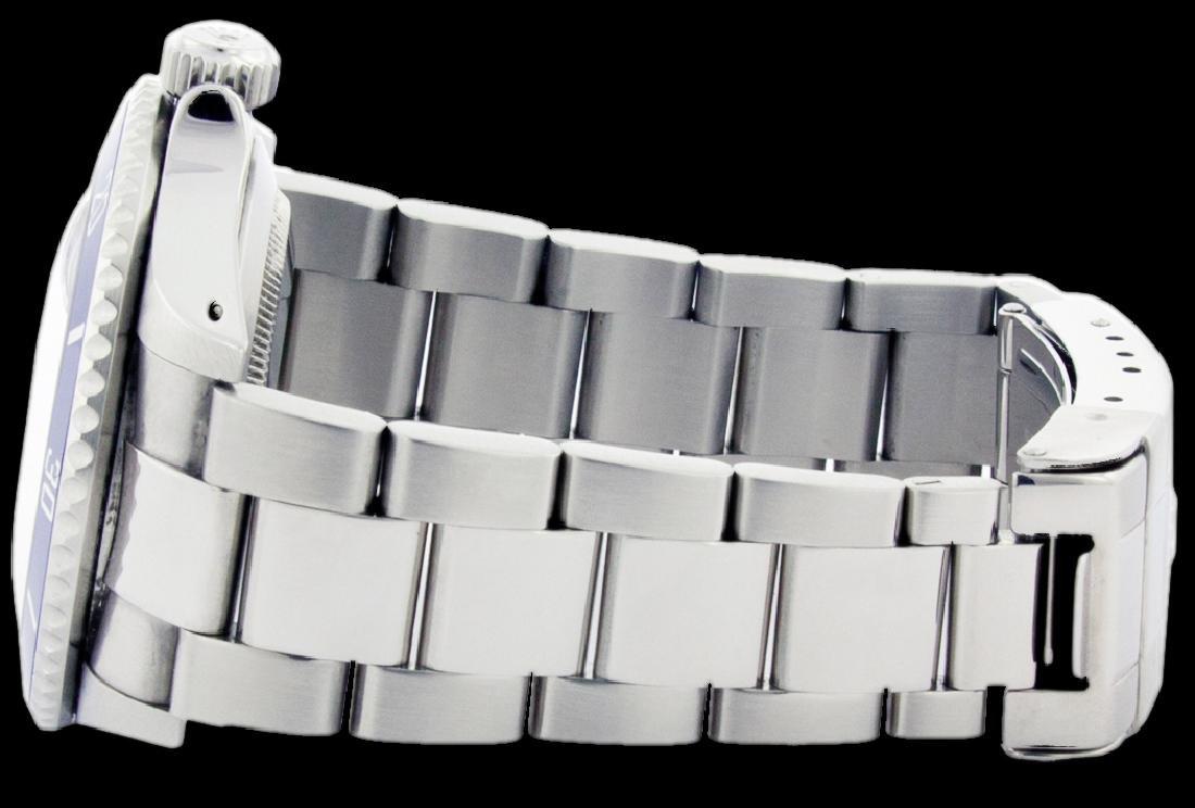 Rolex Men's Submariner, QuickSet, Diam Dial w/ - 4