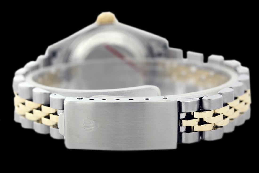 Rolex Men's Two Tone 14K Gold/SS, QuickSet, Diam/Ruby - 4