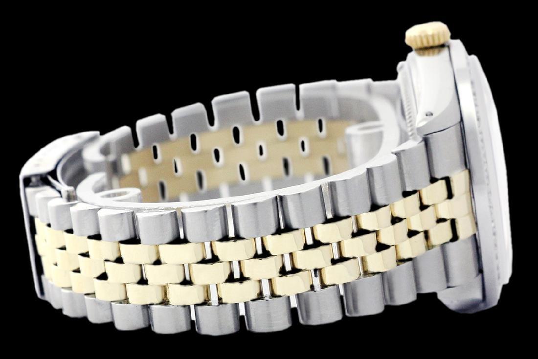 Rolex Ladies Two Tone 14K Gold/SS, Diamond Dial & - 4