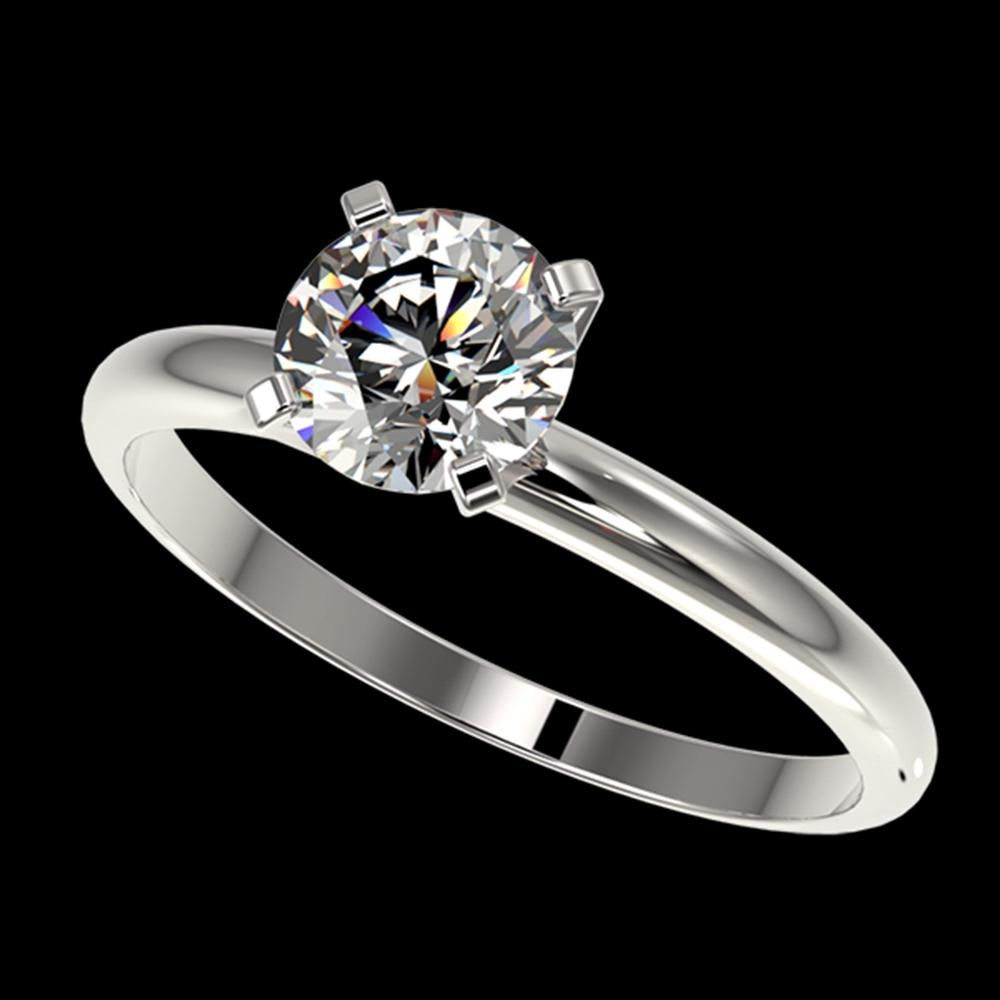 1 ctw Certified Quality Diamond Engagment Ring 10k