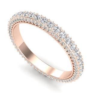 1.75 ctw VS/SI Diamond Art Deco Eternity Eternity Ring