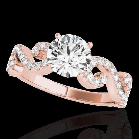 Genuine 1.40 CTW Certified G-I Genuine Diamond