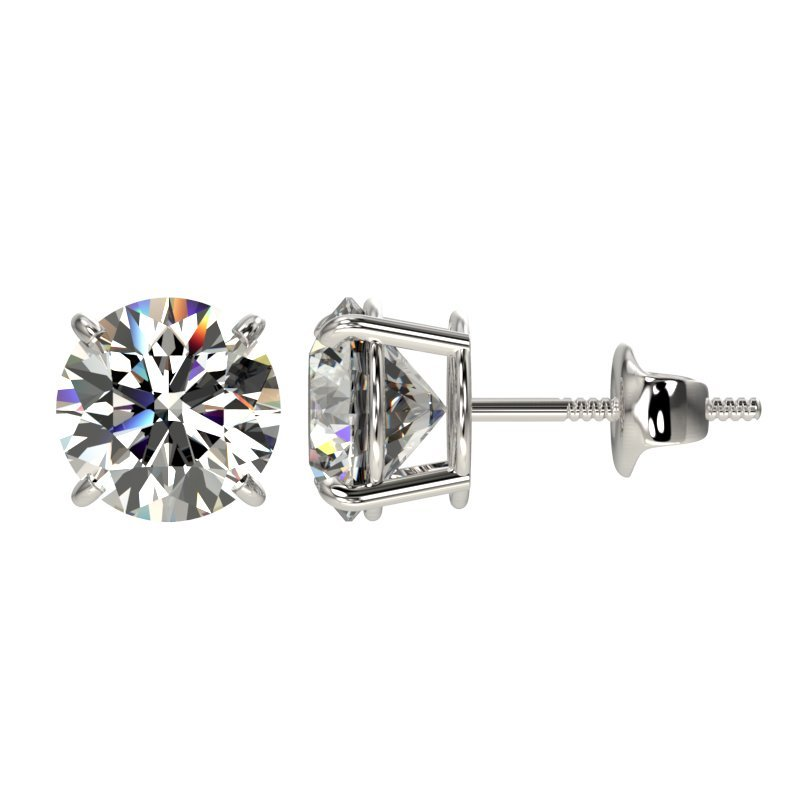 Genuine 1.97 CTW Certified H-I Quality Genuine Diamond - 2