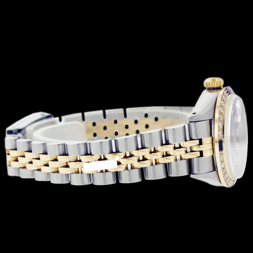 Rolex Ladies 2Tone 14K Gold/ Stainless Steel, Diam Dial - 2