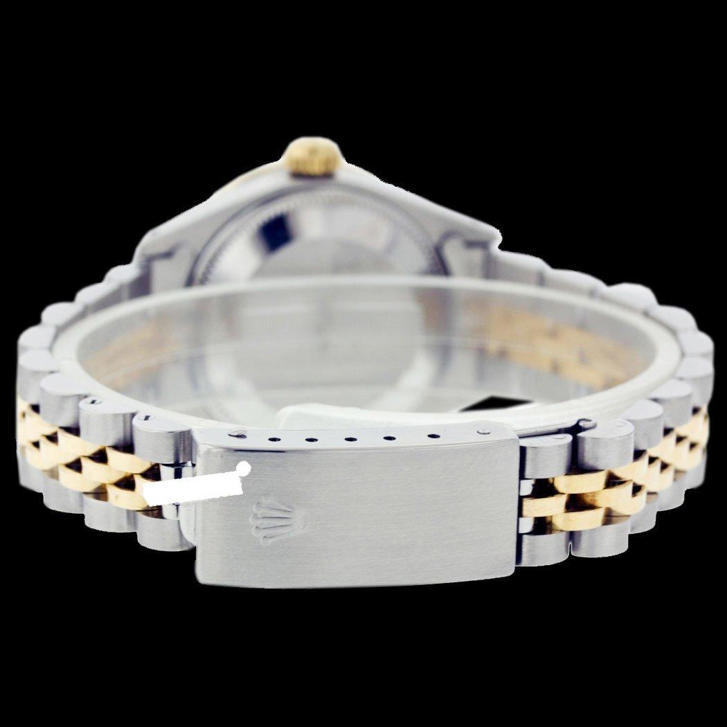 Rolex Ladies 2Tone 14K Gold/ Stainless Steel, Diam Dial - 3